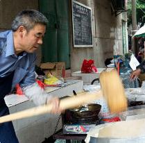 柳州手工制作的花生酥