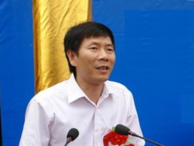 彭景东:发展生态经济 努力实现科学发展新跨越