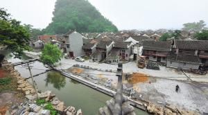 富川古村落改造在保护中传承