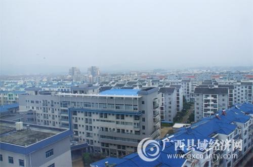 柳州 鹿寨县/美丽的鹿寨县城