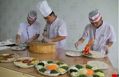 西津鱼生 广西名菜