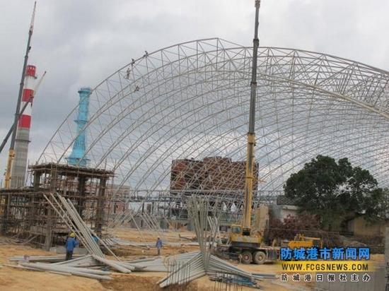 广西金源镍业有限公司防城港镍合金项目即将投产