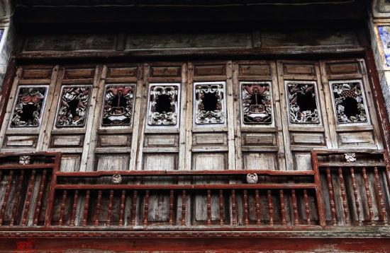 黄姚古镇:梦境中的家园