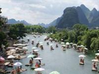 阳朔:1至7月接待游客超500万人次