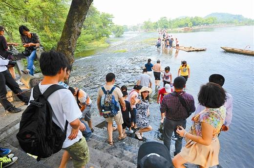 广西拟立法保护古灵渠