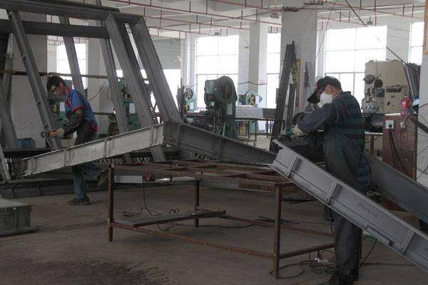 来宾市桂中工贸有限公司年产25万樘门项目简介