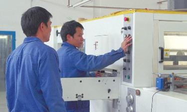 玉林城西印刷工业园发展劲头足