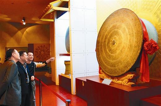 """广西民族博物馆:叩问""""铜鼓王"""""""