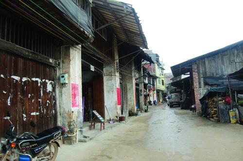 桂江第一古镇长滩