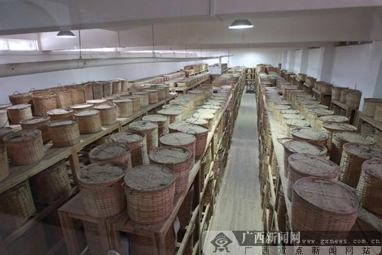 品千年六堡茶韵 探民营茶企发展之路