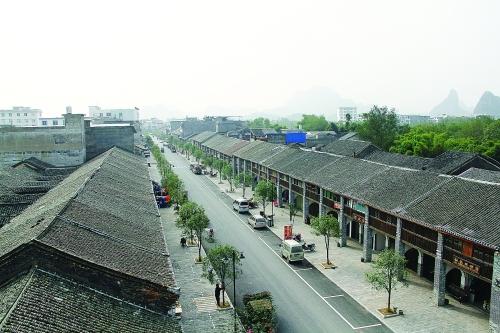"""""""新型城镇化示范乡镇""""建设给嘉会乡发展带来新活力"""