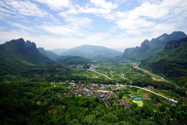 灵川县大境瑶族乡
