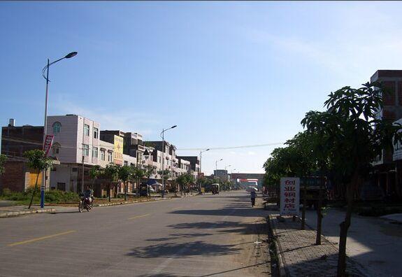 灵山县檀圩镇