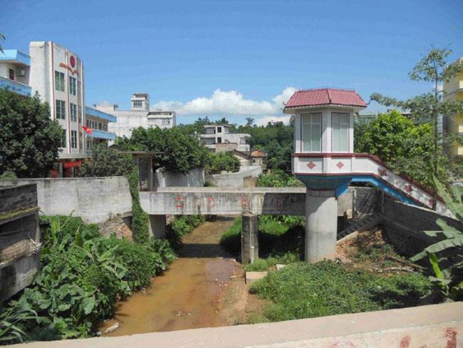 平南县大坡镇