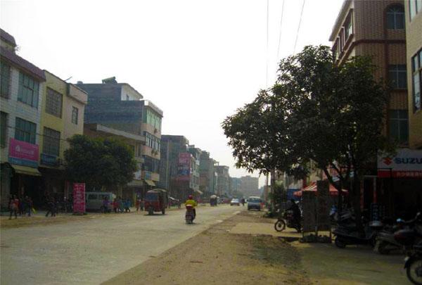 桂平市白沙镇