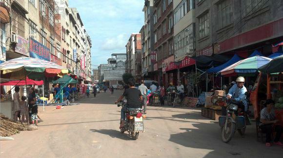 广西乡镇    大洋镇位于桂平市南部
