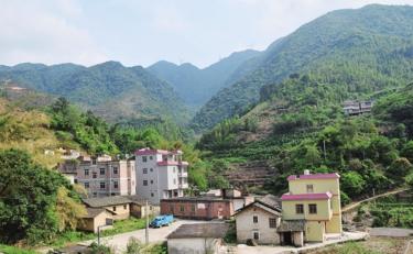 北市镇福田村:诗意盎然的长寿村