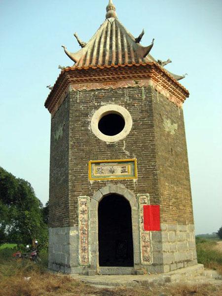 平南县安怀镇