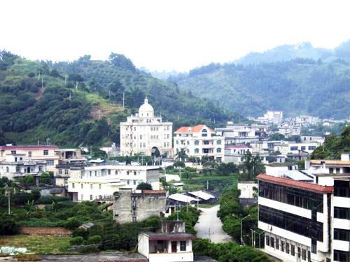 桂平市中沙镇