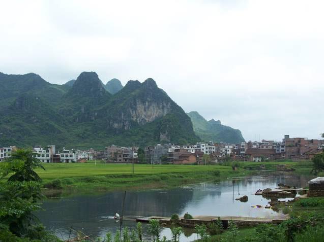 忻城县古蓬镇