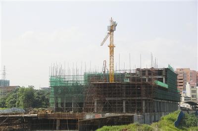 都安县庆项目建设如火如荼