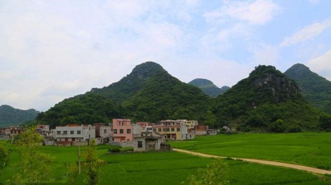 武宣县禄新镇