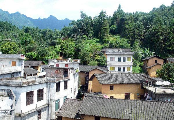 金秀瑶族自治县罗香乡