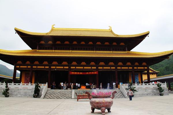 上林莲音寺举行金莲湖祈福文化体验主题活动
