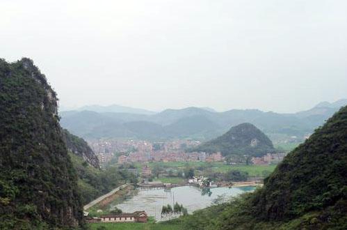 忻城县遂意乡
