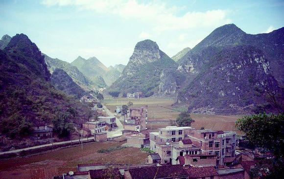 忻城县北更乡