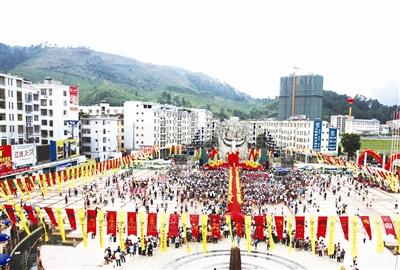2015年广西环江・毛南族分龙节暨首届喀斯特文化旅游节活动活动的看点亮点