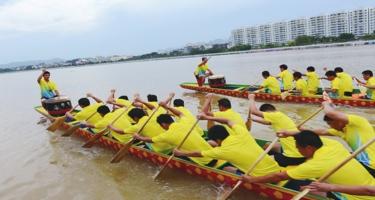 2015年东盟友好城市龙舟邀请赛(容县)将于6月13日举行