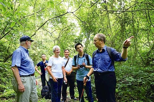[环江县]喀斯特保护贡献突出 地学旅游创建生态环境