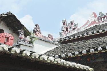 大楼村姚氏宗祠――独具一格的客家围屋建筑