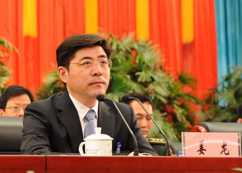 江苏省南通市海门市委书记姜龙:愿做基层发展开路人