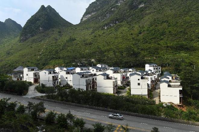 广西都安:瑶山的小康梦想