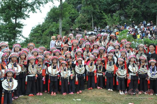 """巴马瑶族""""祝著节""""将于7月14日举行"""