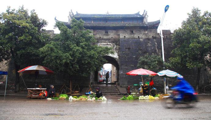 富川瑶族自治县富阳镇