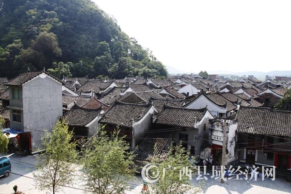 古风悠远 传承延续――富川秀水村