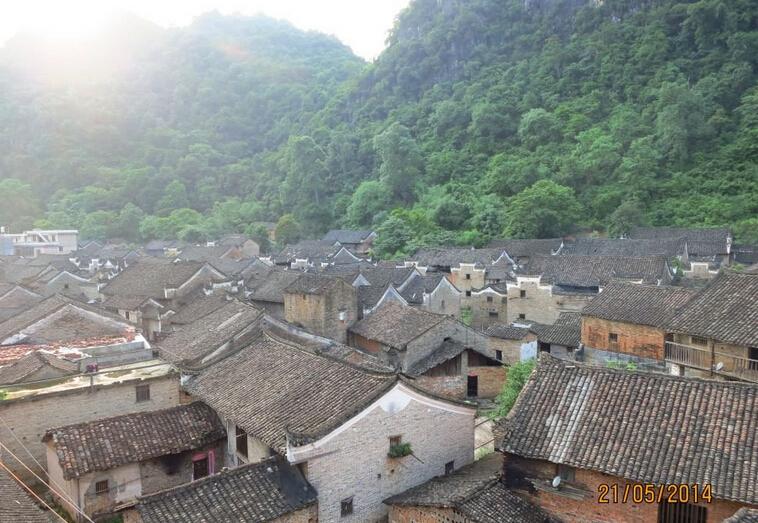 富川瑶族自治县福利镇