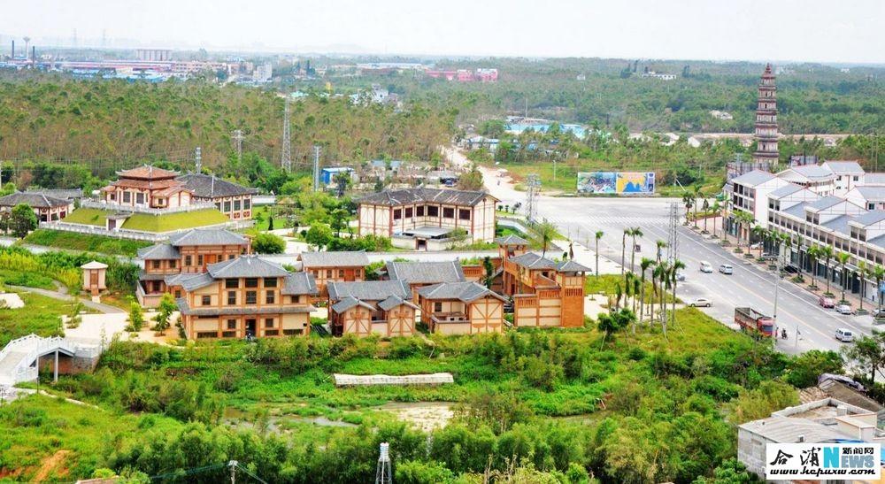 合浦县努力创建广西特色旅游名县