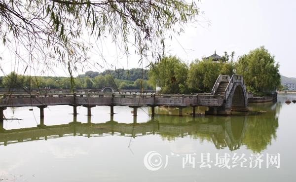 享受慢生活――富川神仙湖生态休闲园