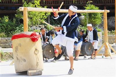 白裤瑶瑶年节活动将于8月14日至16日举行