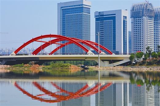 临桂区:让城市更具现代气息