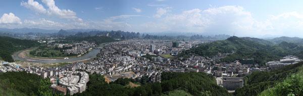 荔浦县荔城镇