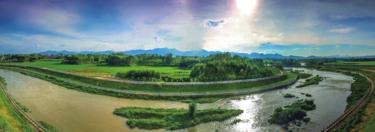 福绵:一座绿色生态现代田园新城正在崛起