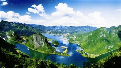 东兰坡豪湖泊群