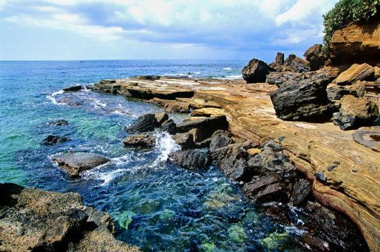 徒步涠洲岛 感受海滩魅力