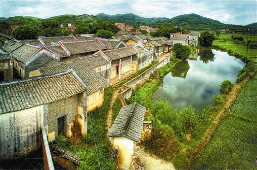 贵港:十大最美乡村等你来