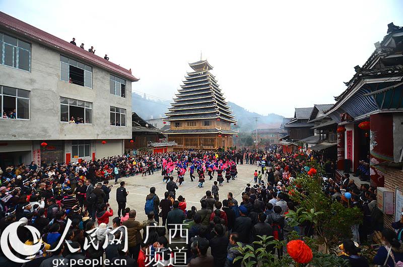 三江侗族自治县良口乡